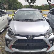 [BUKAN TERMURAH DP KEMBALI 2X LIPAT] AGYA 1.2 TRD SPORTIVO AUTOMATIC (30444292) di Kota Surabaya