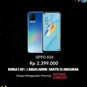 Oppo A54 RAM 4/64GB Promo Cicilan Bunga Rendah (30450596) di Kota Jakarta Barat