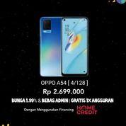 Oppo A54 RAM 4/128GB Bisa Dicicil Syarat Mudah (30450597) di Kota Jakarta Barat