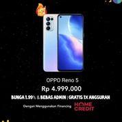 Oppo Reno 5 Bisa Cicilan Promo Bunga Rendah (30450605) di Kota Jakarta Barat