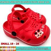 Sandal Anak Classic Terbaru Clog Lol (30454785) di Kota Jakarta Timur