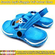 Terbaru Sandal Karet Anak Jepit Strap Elmo (30455150) di Kota Jakarta Timur