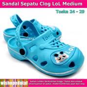 Sandal Anak Medium Clog Lol Terbaru (30456325) di Kota Jakarta Timur