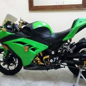 Kawasaki Ninja 250cc Surat2 Lengkap Jalan Siap Jalan (30459707) di Kota Solok