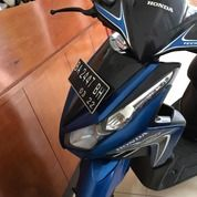 Motor Honda Vario Techno Tahun 2011 Harga Nego (30462570) di Kota Padang