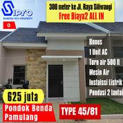 Cluster Strategis Dekat Jalan Raya (30468124) di Kota Tangerang Selatan