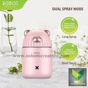 ROBOT RT-H01 H01 Humi Humidifier Diffuser Bear Light USB Pink 350ML Termurah (30471767) di Kota Surakarta