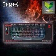 Gamen GK100 Keyboard Gaming Rainbow Backlight By ROBOT VIVAN Termurah (30471780) di Kota Surakarta