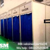 BILIK VAKSINASI R8 MURAH PADANG (30472255) di Kota Tangerang