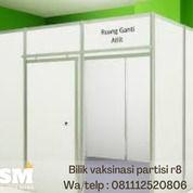 BILIK VAKSINASI R8 MURAH MAGELANG (30472262) di Kota Tangerang