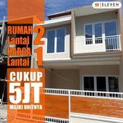 Rumah 2 Lantai Harga 1 Lantai, Cukup 5 Juta, SiAP HUNi (30480238) di Kab. Badung