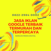 Jasa Pembuat Iklan Di Google, O822 2984 OOO2, (30481097) di Kota Padang