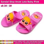 Terbaru Sandal Anak Perempuan Slop Lala (30481867) di Kota Jakarta Timur