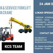 SEWA CRANE DUKUHTURI - TEGAL PT. KCS TELP. 081286439717 (30489072) di Kota Cirebon