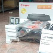 Printer Canon MG2570s Print Scan Copy Cartridge Tinta PG745s CL746s (30491141) di Kota Surabaya