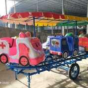 Permainan Odong Odong Tayo Fiber Wahana Pasar Malam (30493985) di Kota Banjarmasin
