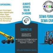 SEWA CRANE DUKUHWARU - TEGAL PT. KCS TELP. 081286439717 (30495539) di Kota Cirebon
