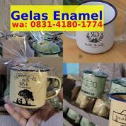 Pengrajin Gelas Enamel (30495748) di Kota Pangkal Pinang