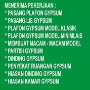 Jasa Plafon Gypsum Di Cimahi (30504145) di Kota Cimahi