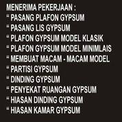 Plafon Gypsum Bandung Barat (30504168) di Kab. Bandung Barat
