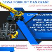 SEWA CRANE JATINEGARA - TEGAL PT. KCS TELP. 081286439717 (30504445) di Kota Cirebon