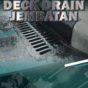 Deck Drain - Saringan Air (30510480) di Kab. Kayong Utara