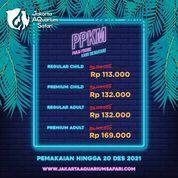 Jakarta Aquarium & Safari PPKM -Pakai Promo Kamu Mendatang- (30511378) di Kota Jakarta Selatan