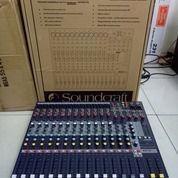 Mixer Soundcraft Efx 12 / 12 Chanel (30511506) di Kota Banda Aceh