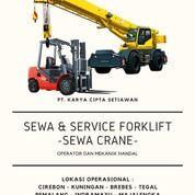 SEWA CRANE SLAWI - TEGAL PT. KCS TELP. 081286439717 (30512241) di Kota Cirebon