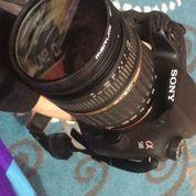 Kamera DSLR SONY A58 Termurah !! Kondisi Aman, Body Mulus. Lengkap!! Wa: 089525176272 (30519279) di Kota Padang