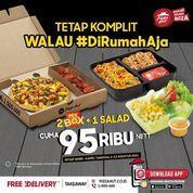 Pizza Hut TETAP KOMPLIT Walau #DiRumahAja (30519474) di Kota Jakarta Selatan