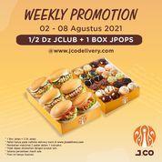JCO Weekly Promotion !! (30519553) di Kota Jakarta Selatan