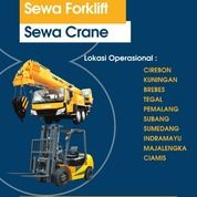 SEWA CRANE PANGKAH - TEGAL PT. KCS TELP. 081286439717 (30520159) di Kota Cirebon