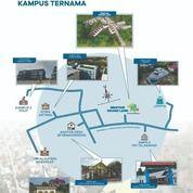 Tanah Pinggir Jalan Poros Bebas Banjir Dekat Kampus Di Makassar (30524661) di Kota Makassar