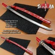 Samurai Katana Dragon Red Corak (30526828) di Kab. Sukabumi