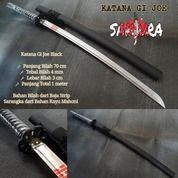 Samurai Katana Gie Joe Black (30526831) di Kab. Sukabumi