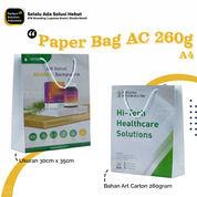 Paper Bag Bahan Art Carton 260gram Custom Design Full Colour (30526932) di Kota Jakarta Timur