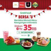 Richeese Factory ORDER VIA GRABFOOD DAPAT DISKON HINGGA 35K! (30527949) di Kota Jakarta Selatan