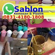 Cup Plastik Sablon (30529247) di Kab. Bengkulu Utara