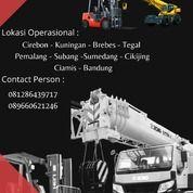 SEWA CRANE TALANG - TEGAL PT. KCS TELP. 081286439717 (30529404) di Kota Cirebon