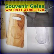 Harga Gelas Kaca Souvenir (30539955) di Kab. Tulang Bawang