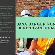 HARGA TERJANGKAU BANGUN RUMAH & RENOVASI DISINI TEMPATNYA (30541254) di Kota Bandung