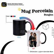 Souvenir Gelas Mug Bunglon - Custom Design Bunglon Diameter 8 (30542680) di Kota Jakarta Timur