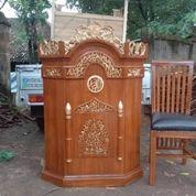 Mimbar Masjid + Kursi Khotib (30544149) di Kab. Banyuasin