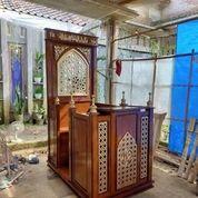 Mimbar Masjid Minimalis Modern (30544163) di Kab. Banyuasin