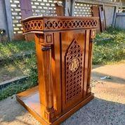 Mimbar Podium Masjid Minimalis Maroxo (30544181) di Kab. Banyuasin