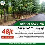 Tanah Kavling Murah Pinggir Jalan Raya Transyogi Tanjungsari Bogor (30544420) di Kab. Bogor