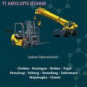 SEWA CRANE KEDUNGBANTENG - TEGAL PT. KCS TELP. 081286439717 (30545241) di Kota Cirebon