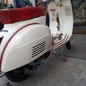 Vespa Super Tahun 1975 Putih (30552589) di Kota Bekasi