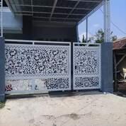 Pintu Gerbang Model Plat Motip Cutting Laser (30554473) di Kab. Temanggung